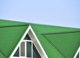 Make a statement with a beautiful roof that protects and beautifies your house