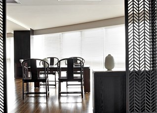 Add a splash of elegance to your home with black railings