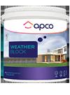 Weather Block 100 Acrylic Exterior Emulsion Gloss